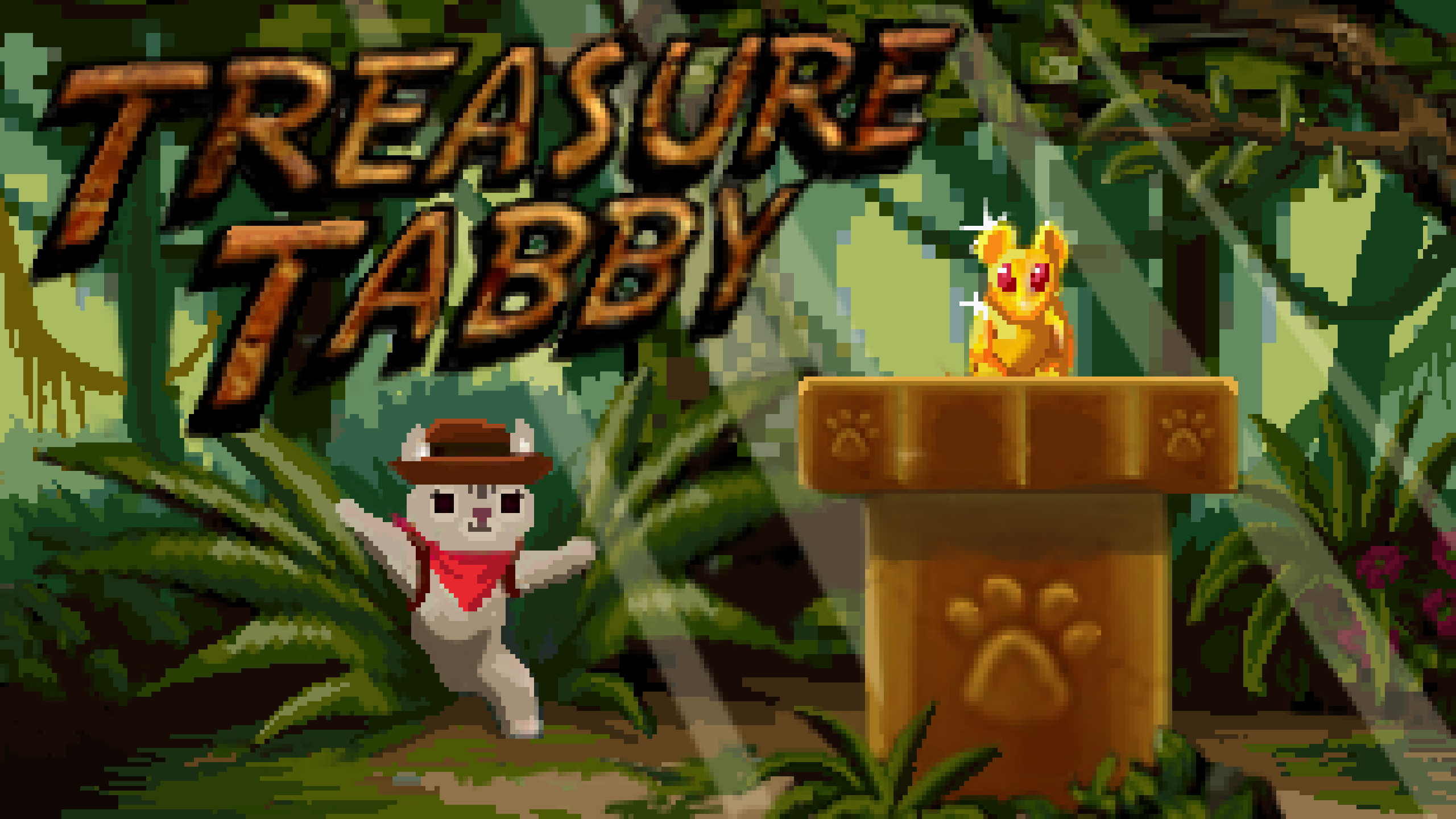 Treasure Tabby